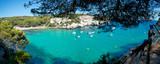Macarella Beach in Menorca, Spain