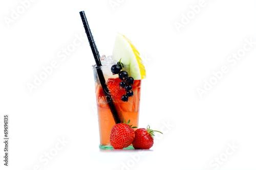 Bahama Mama Cocktail - 69696135