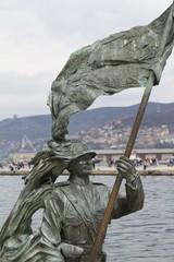 Roman sculpture - Adriatic Sea, Triestre