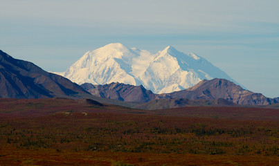Mount Mc Kinley (Denali) Alaska/USA