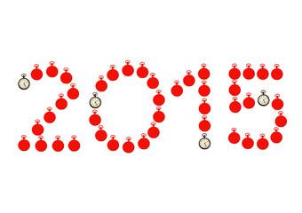 Zeit für Neujahr