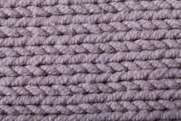 Close up White Flax Cloth
