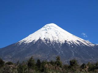 osorno vulcan, chile