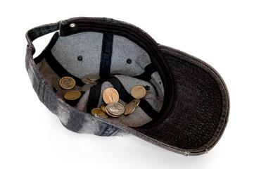Cap of Money, Cents