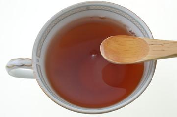 蜂蜜と紅茶