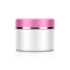 Cosmetic packaging, cream, powder or gel jar