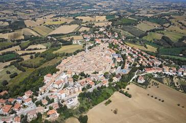Foto aerea Ostra Vetere 5