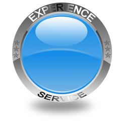 bouton expérience service