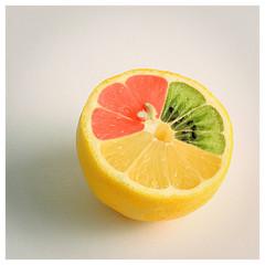 mutierte Zitrone