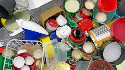 Hausmüll - Recycling