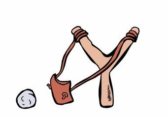 doodle slingshot