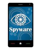 Smartphone Spyware poster