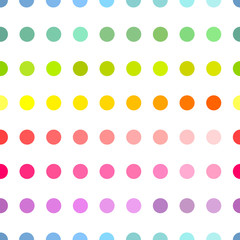 Colos dot pattern