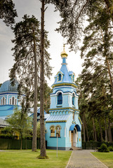 St. Vladimir  Orthodox Church in Jurmala,  Dubulti