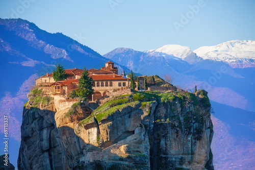 Mountain Monastery of the Holy Trinity - 69713337