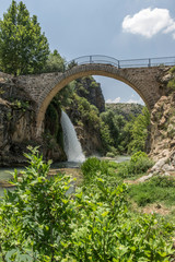 clandras bridge ,Usak Turkey