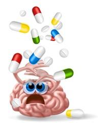 cervello e psicofarmaci