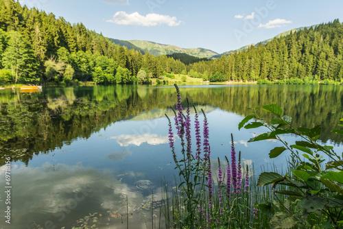 Fotobehang Oost Europa Karagol (Black Lake), Artvin