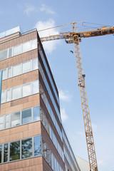 modern building construction