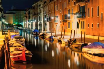 venezia foto notturna 7631