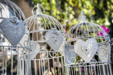 nostalgic birds cages
