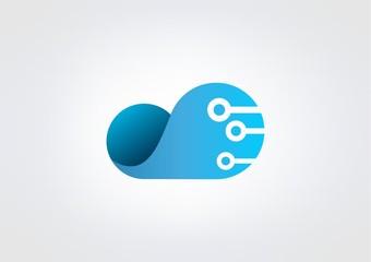 logo cloud technology