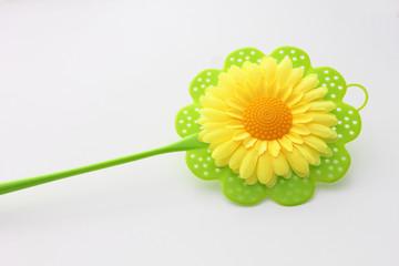 Fleur agressive