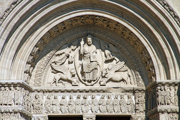 Arles l'église