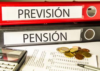 Previsión Pensión (Pensionista)