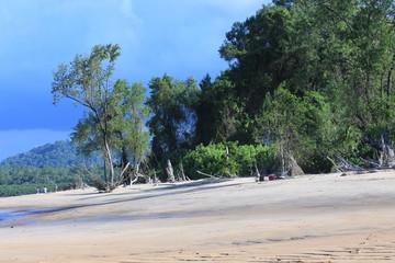 Guyane - Pointe Liberté - Août 2014