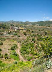 Gran Canaria, Barranco de Santa Brigida