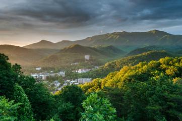 Gatlinburg Tennessee Great Smoky Mountains