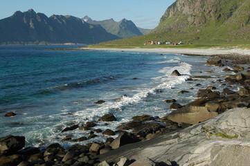 Coast of the North Sea