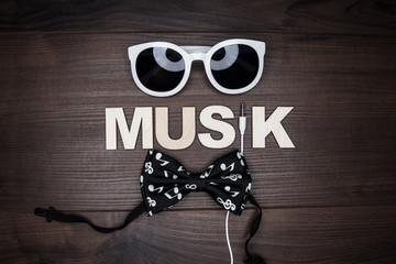 modern music concept