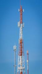 Antenna Tower of Communication