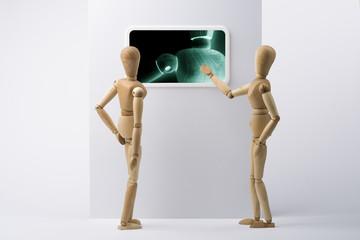 Orthopädie, Diagnose, Schultergelenk