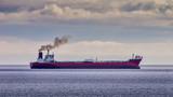 Fototapety Red Oil Tanker