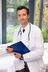 kompetenter Arzt