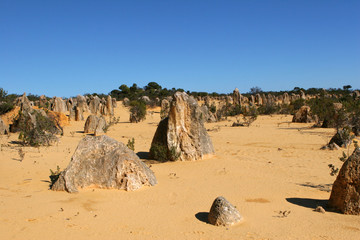 Pinnacles; austrlia; pinnacoli;