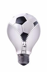 lampadina football