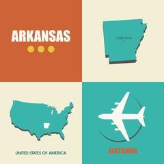 Arkansas flat