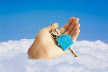 The  House Key in Sky