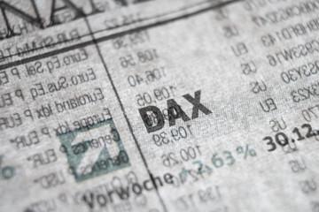 DAX Zeitung Konjunktur