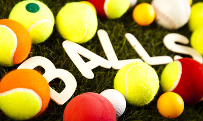 Balls, Sports Equipment