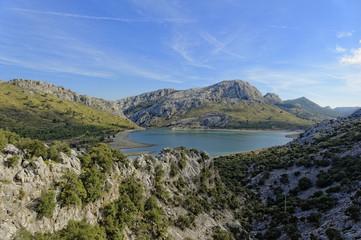 Mallorca , am Panta de Gorg Blau