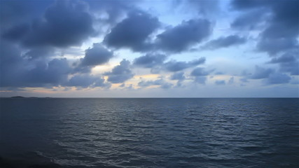 Time Lapse Florida Keys USA nature scenic ocean view