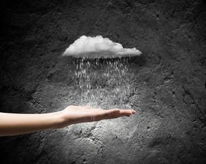 Raining weather