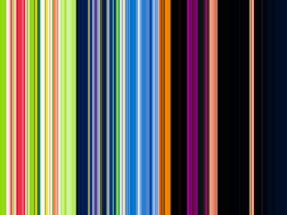 Multicolor vertical strip abstract background