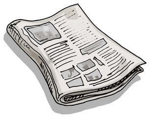 Old newspapper