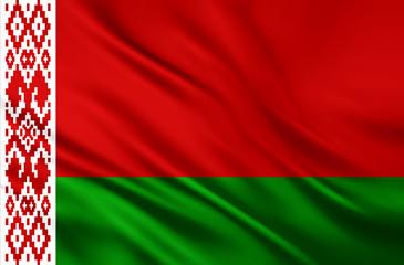 The National Flag of Belarus
